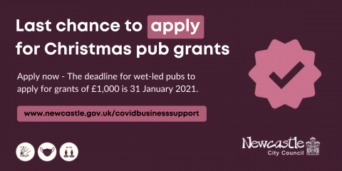 Pubs need to act now to apply for December grants
