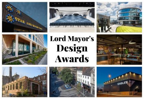 Eight buildings and projects that took home prizes at the Newcastle Lord Mayor's Design Awards
