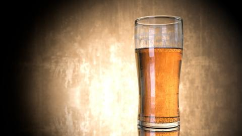 Stock image - beer