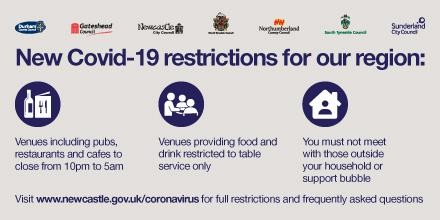 New restrictions