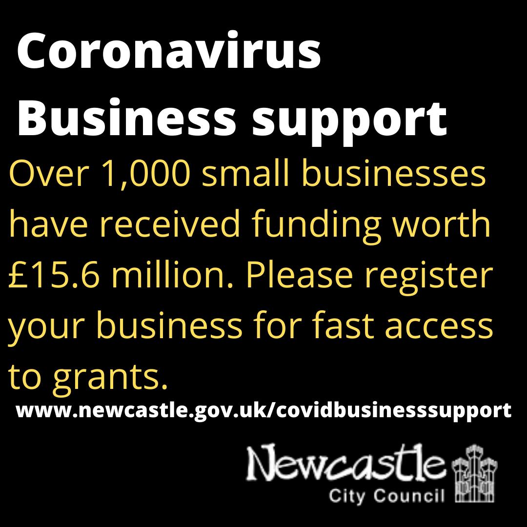 15 6m Cash Lifeline For Newcastle Businesses Newcastle City Council