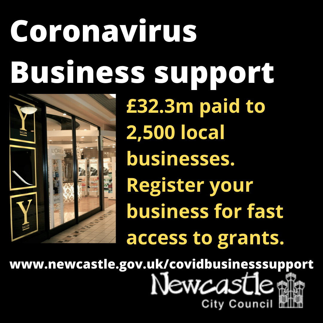Businesses Welcome Cash Injection Newcastle City Council