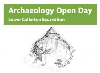 Title Archaeology Open Day