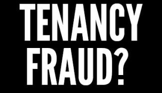 Tenancy Fraud