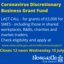 Last call for discretionary grant fund