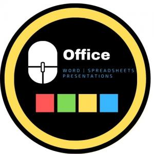 Intro to Office course logo